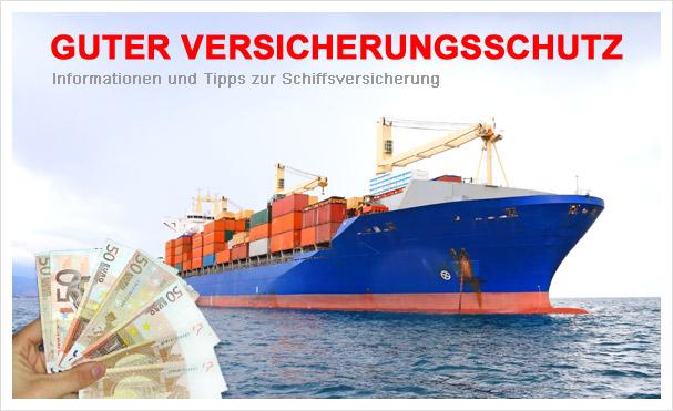 Schiffsversicherung abschliessen