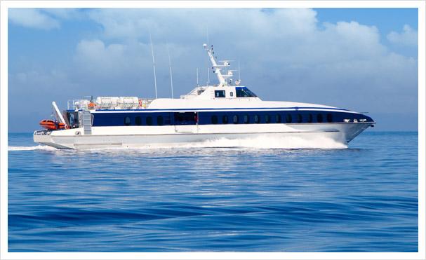 Schiffscharter Schiff chartern