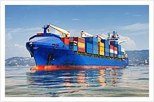 Schiffscharter und Miete