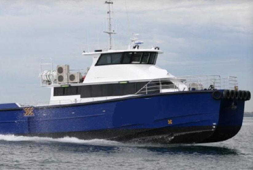Katamaran kaufen  Gebrauchtes Versorgungsboot ( Katamaran ) kaufen – Versorgungsboote ...