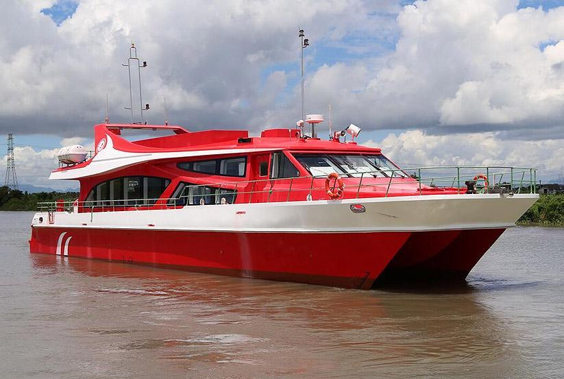 Kleines Fahrgastschiff Kaufen